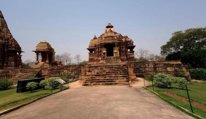 храм Chitragupta. Каджурахо