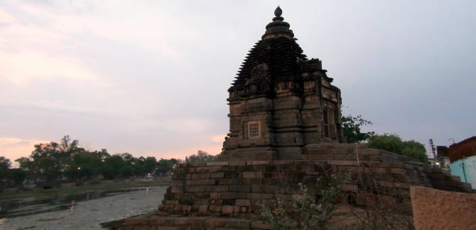 храм Ghantai. Каджурахо
