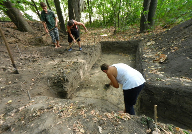 Археологічний туризм