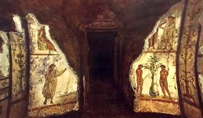 Катакомби святих Петра і Марцелліна