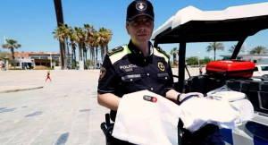 Крадійство на пляжах Барселони: поліція видає туристам