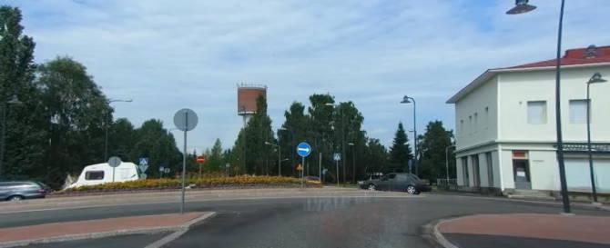 Лієкса. Фінляндія