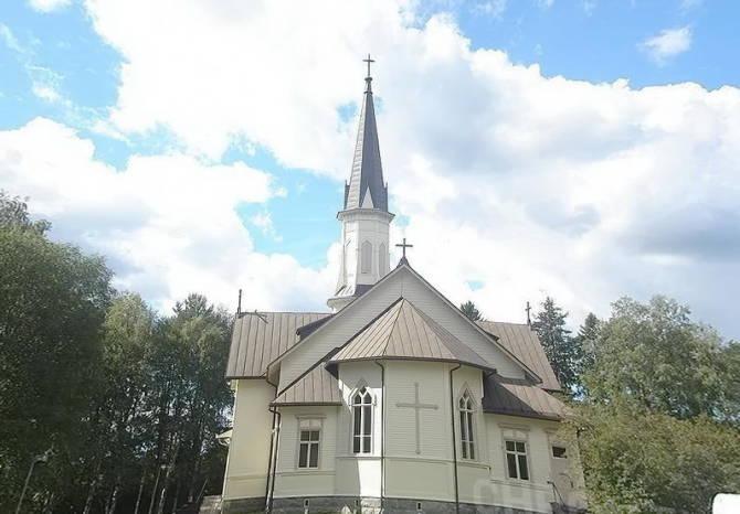 Лютеранська церква в Лієксі