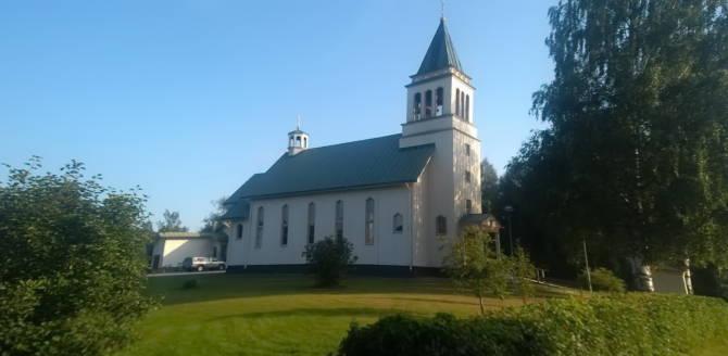 Лютеранський храм