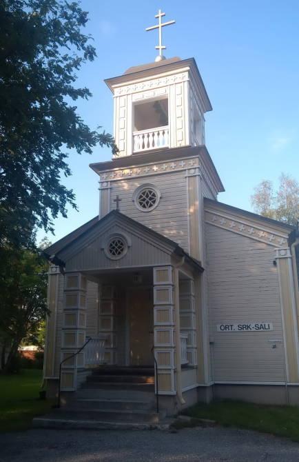 православна церква в Лієкса