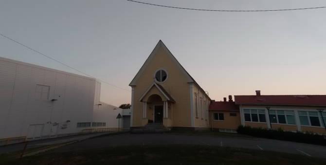 протестантська церква в Лієкса
