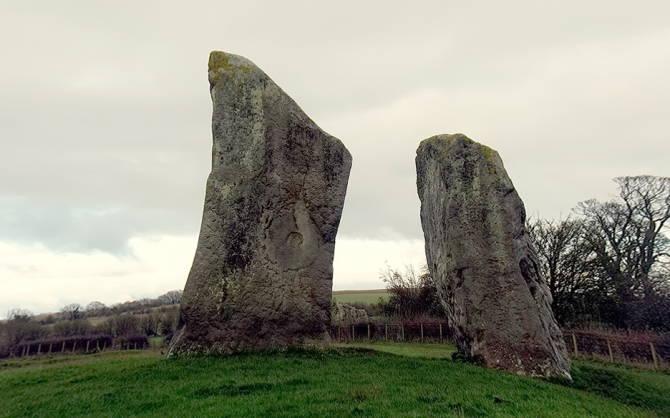камені Ейвбері-хенджа