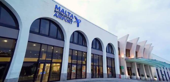 аеропорт Мальти