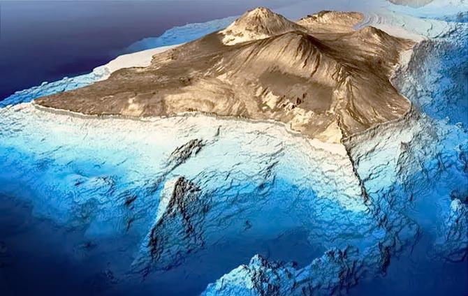 гора Мayна- Кеа