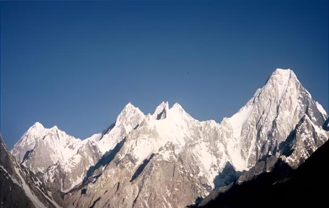 гора Гaшеpбрyм