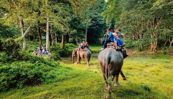 екскурсія по національному парку Чітван