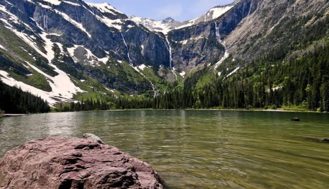 Національний парк Глейшер