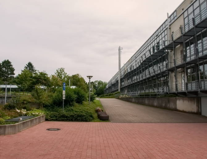 університет в місті Гаґен