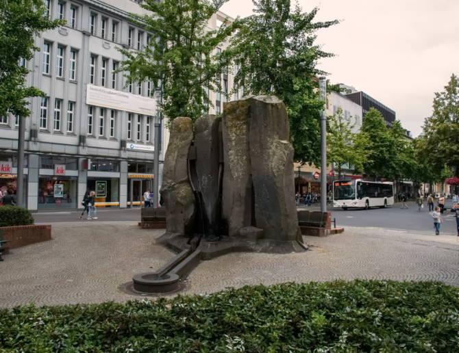 монумент в місті Гаґен