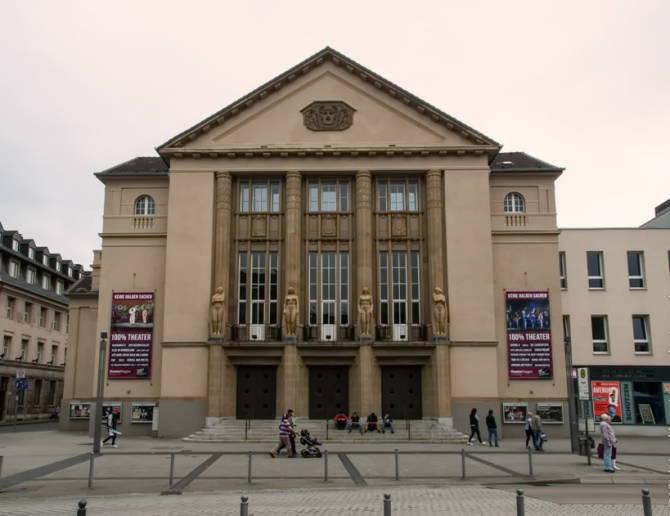 театр в місті Гаґен
