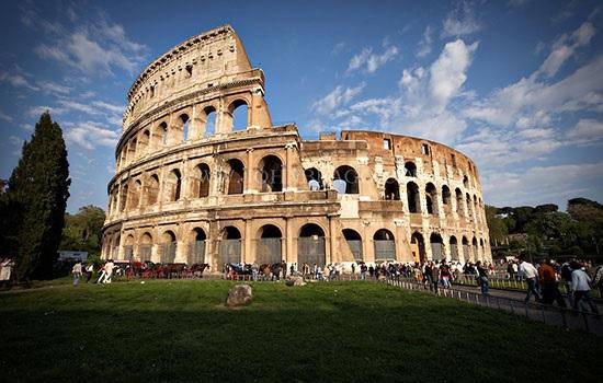 Колізей - Нові 7 чудес світу