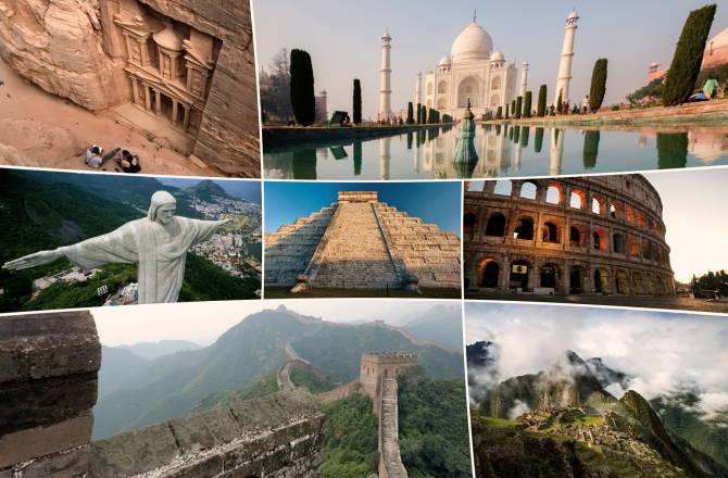 Нові сім чудес світу