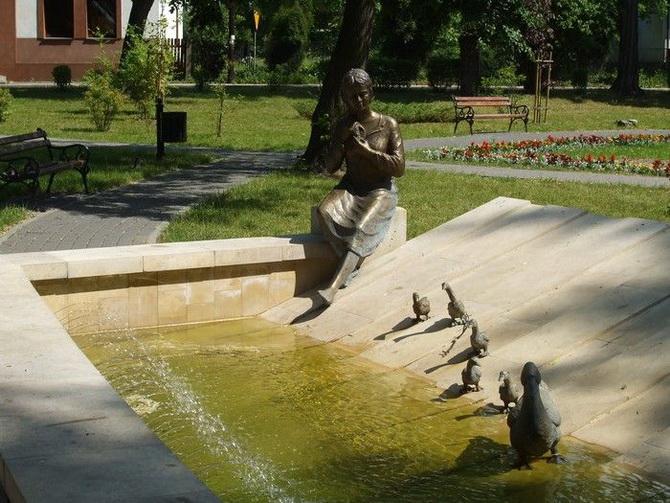 парк города Либёнж