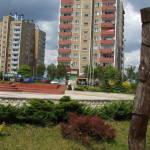 Польский город Либёнж