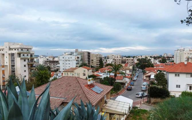 Вид на місто Реховот