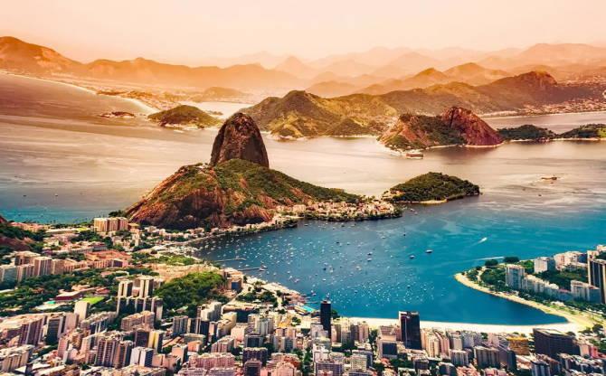 гавань Ріо-де-Жанейро