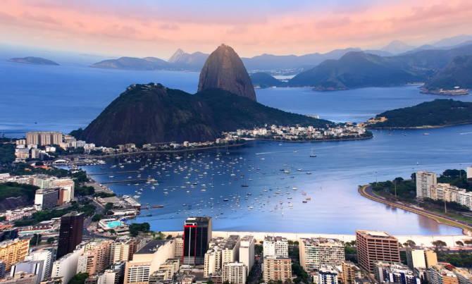 фото гавані Ріо-де-Жанейро