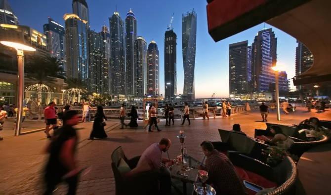 Дубай для туристів