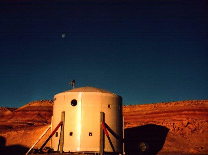 міссія 3 доби на Марсі