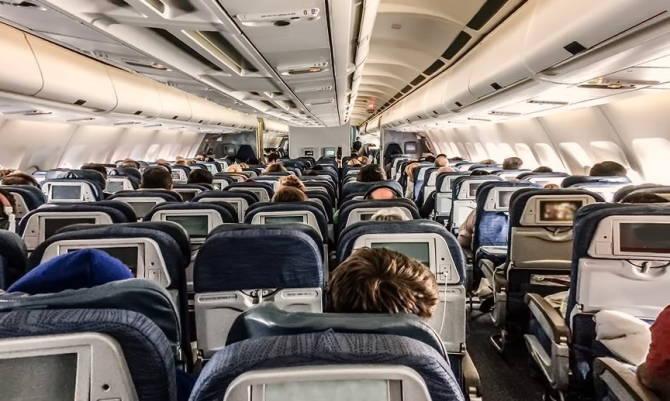 вибір місця в літаку - зайві гроші