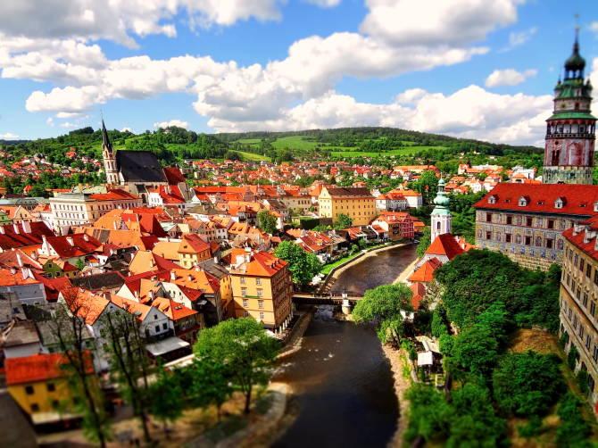 Чехія - кращий напрям для знайомства