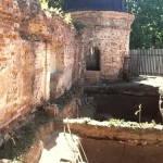 В Києві у стін Кирилівської церкви виявили некрополь