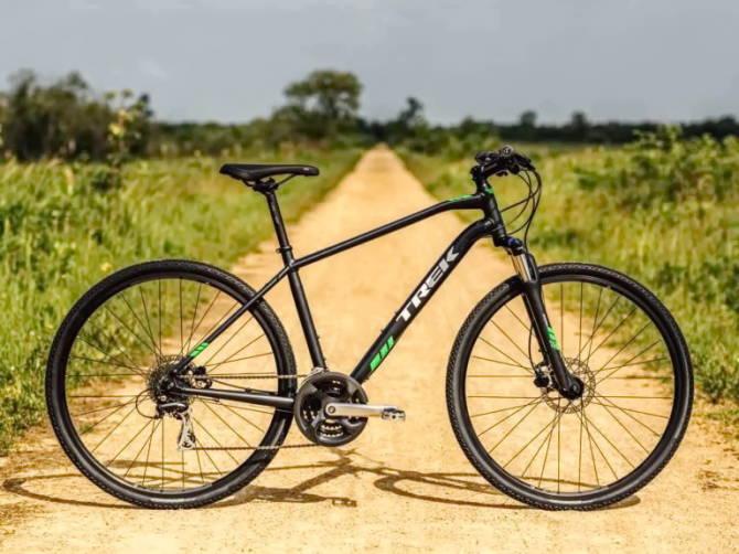 гібридний велосипед