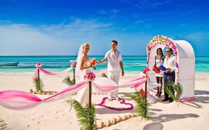 весілля в Домінікані