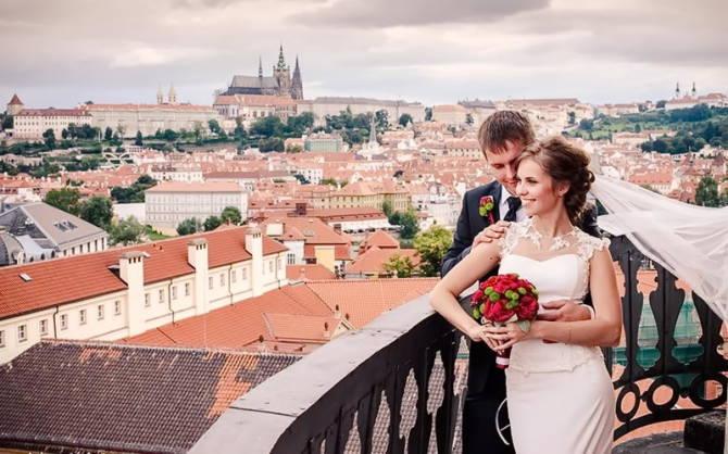 весілля в Чехії