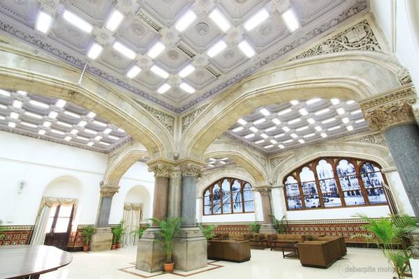 зал вокзалу