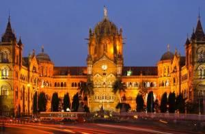 Вокзал Чхатрапаті-Шіваджі в Мумбаї, Індія