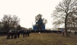 Вовничі – село Млинівського району