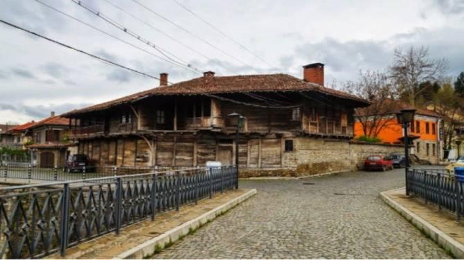болгарський курорт Олена