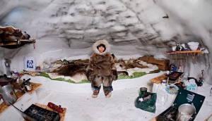Як побудувати іглу. Виживання в снігах