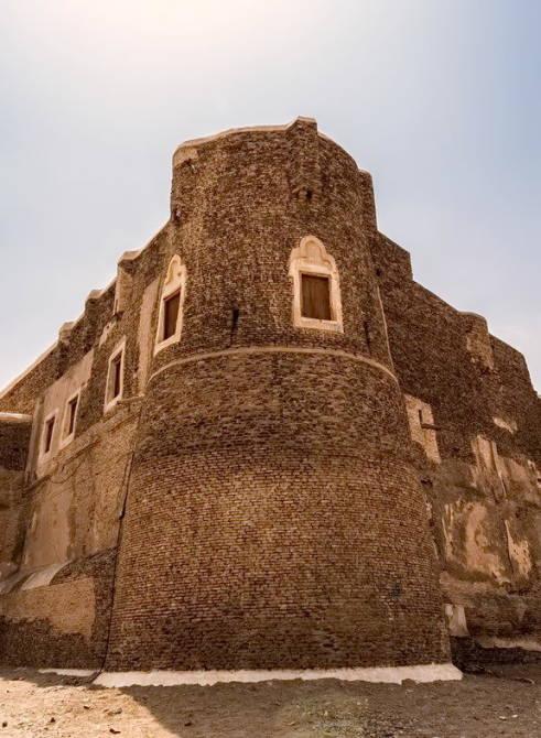 Фортеця міста Забід