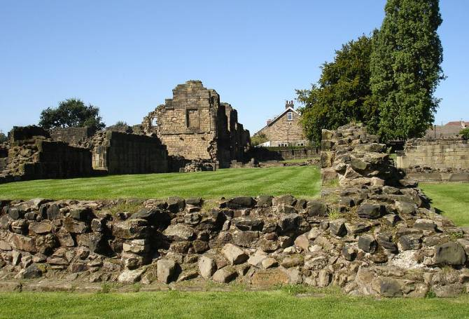 Monk Bretton Priory