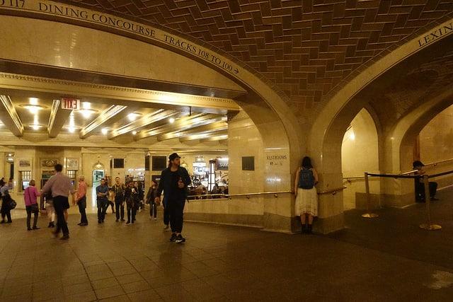галерея вокзалу