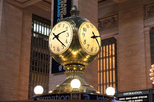 годинник Центрального вокзалу