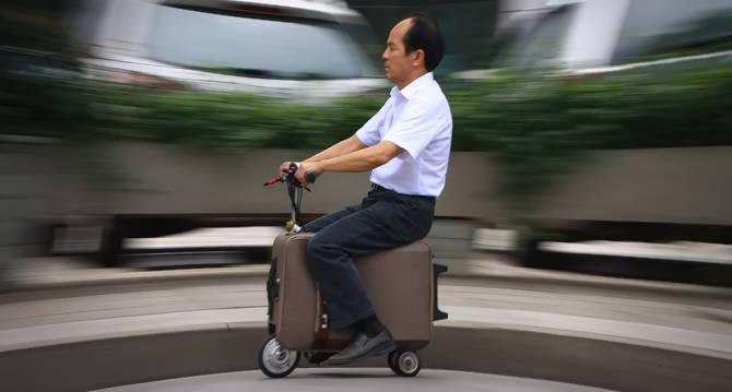 лучший персональный транспорт :)