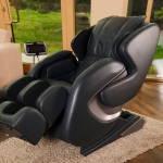 Массажное кресло: чем полезно и типы