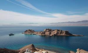 Острів Фараонів і його околиці