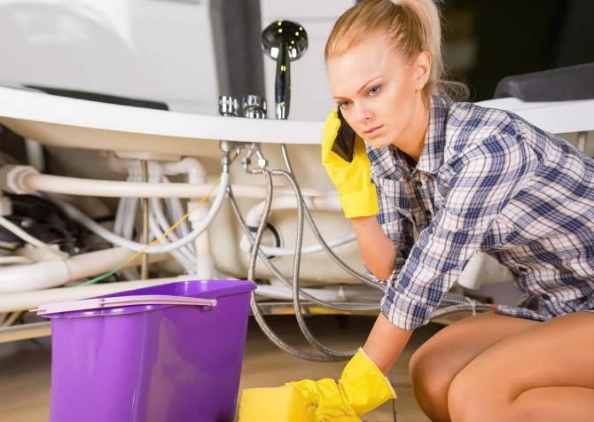 решение проблемы с сантехникой