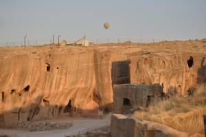 Після Каппадокії і Памуккале в Туреччині для туристів відкривають третій центр польотів на повітряних кулях