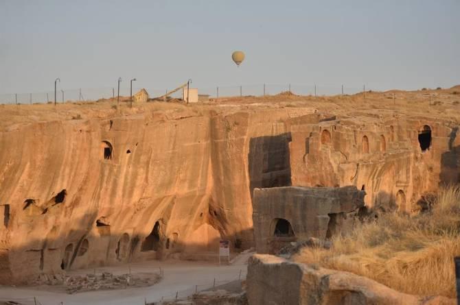 центр польотів на повітряних кулях в Туреччині