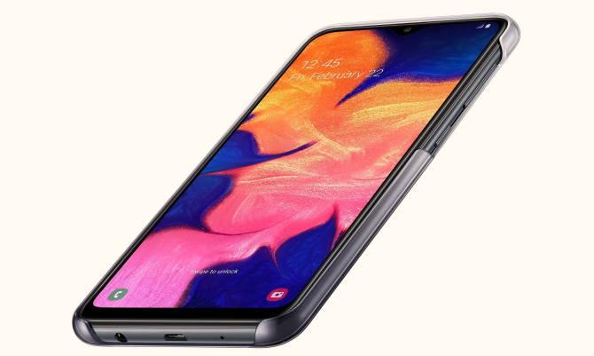 Чохол-накладка для Samsung A10